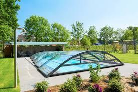 Langer plezier met een zwembad overkapping
